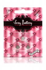 Sexy battery - Piles LR41 x3